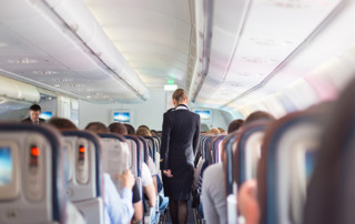 Problems and Pleasure-Communication-Flight Attendant Service