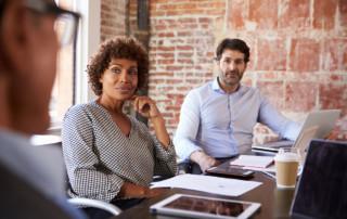 Crisp and Wafer Case Study-Mature Businesswomen